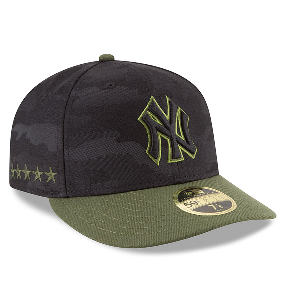 4e80beb360dd2 New York Yankees 2018 Memorial Day Low Profile 59FIFTY