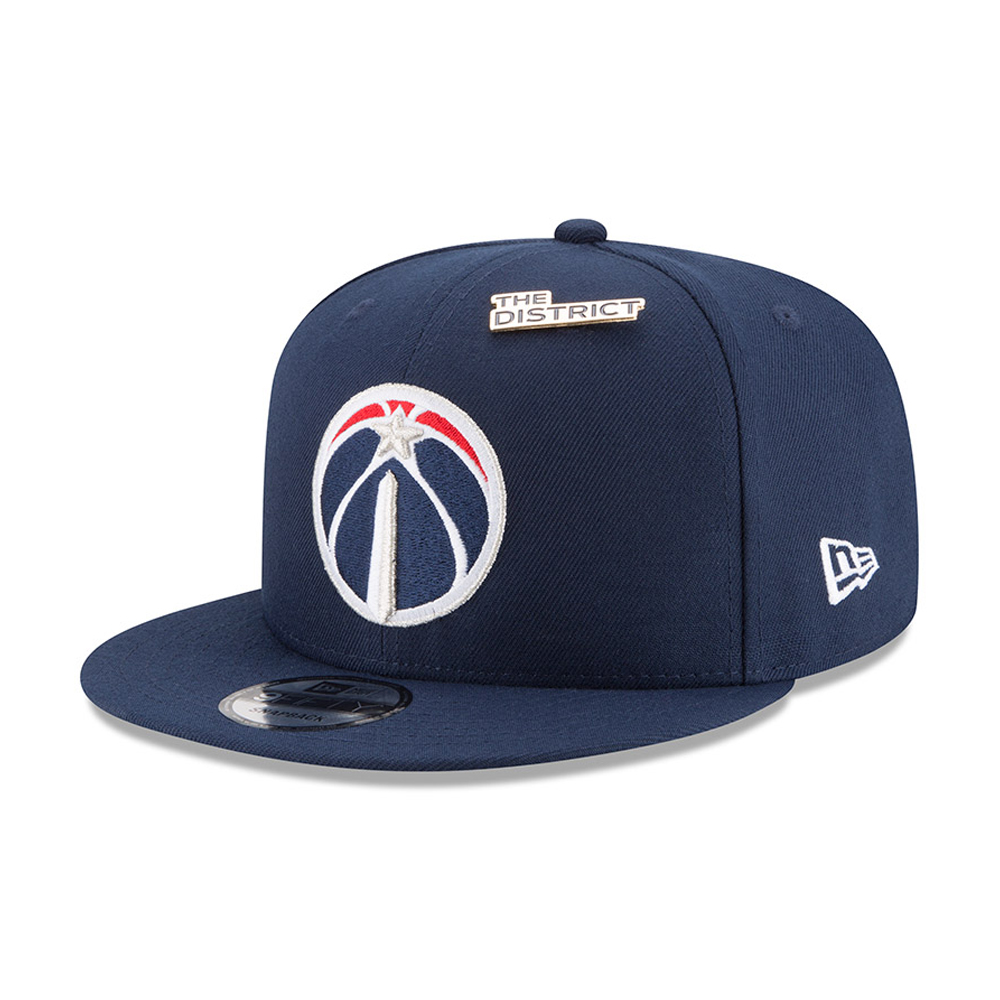 Washington Wizards 2018 NBA Draft 9FIFTY Snapback