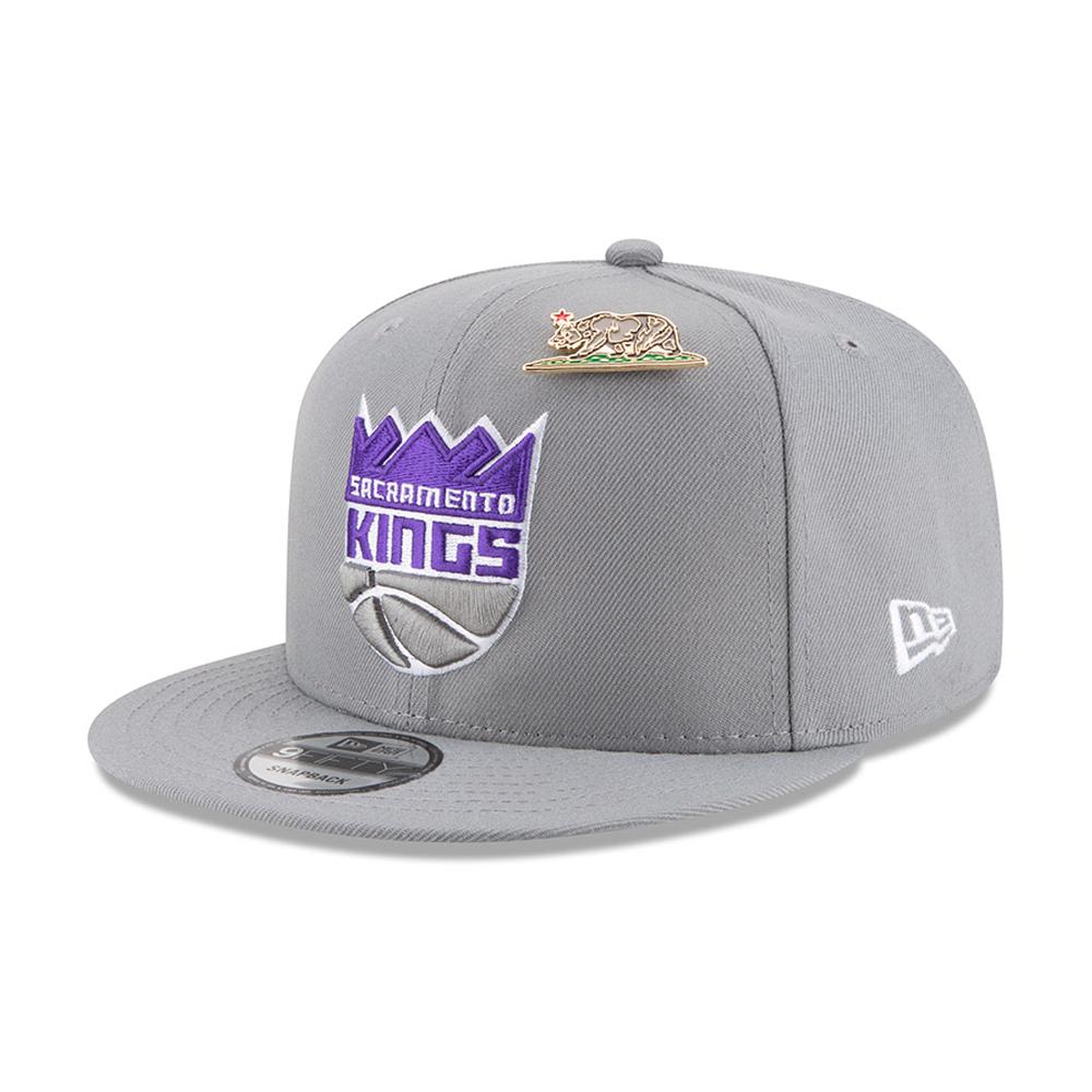 Sacramento Kings NBA Draft 2018 9FIFTY Snapback