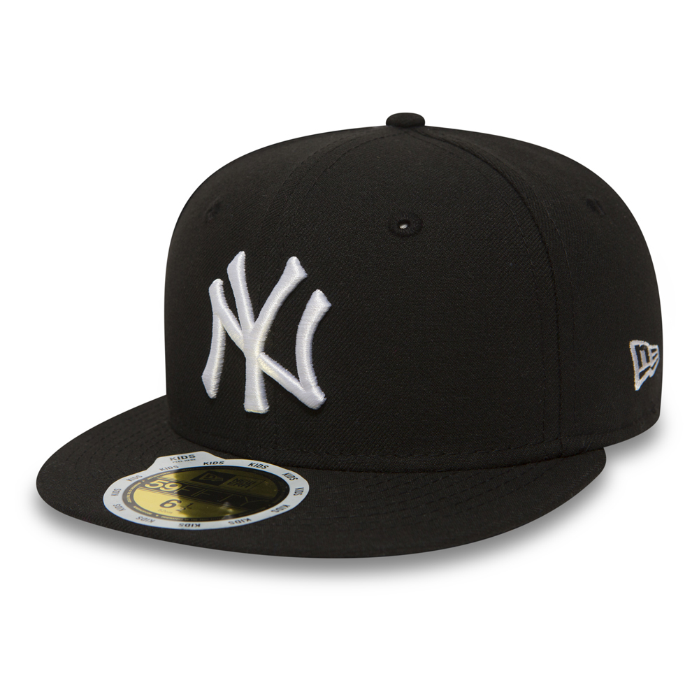 NY Yankees Essential Kids Black 59FIFTY