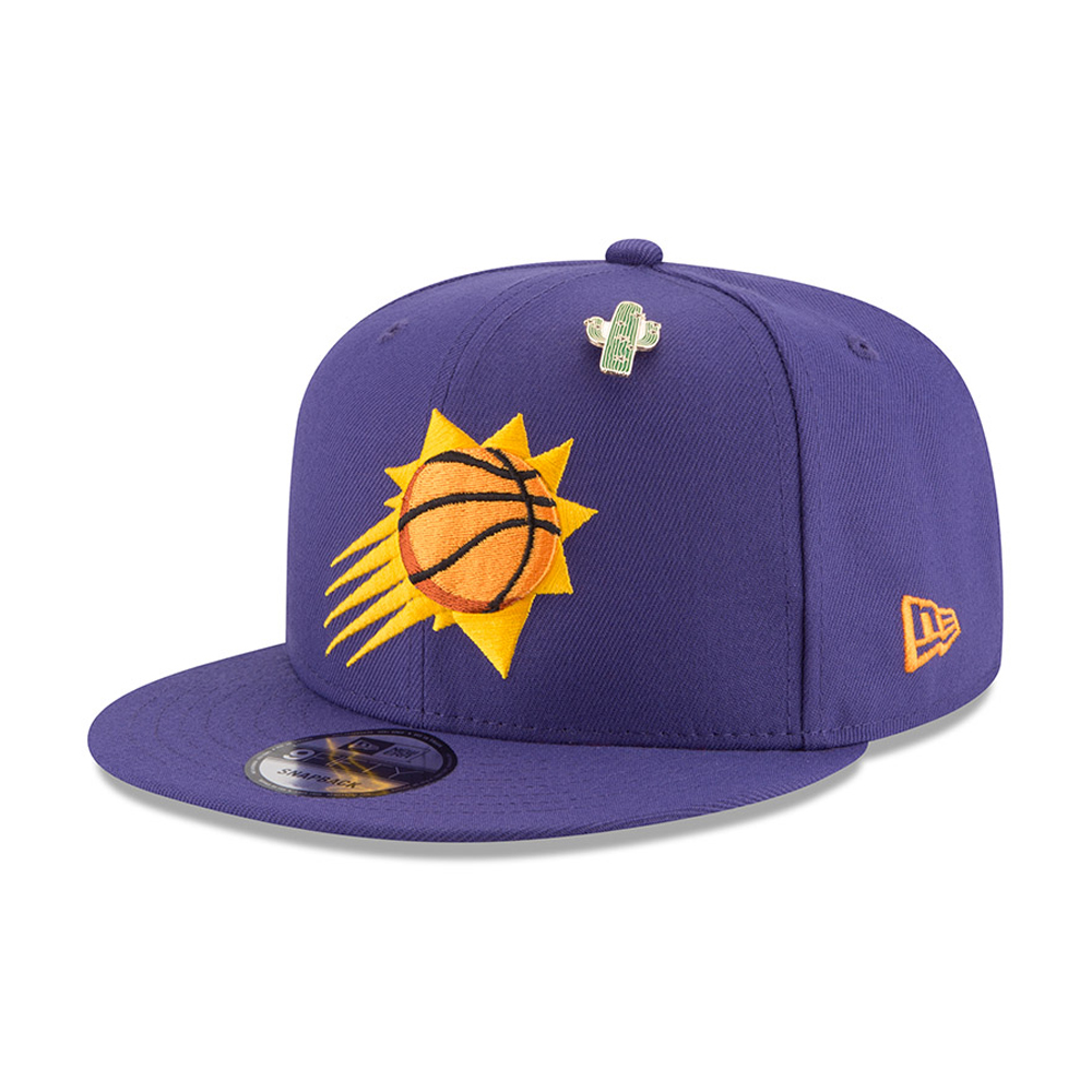 Phoenix Suns NBA Draft 2018 9FIFTY Snapback