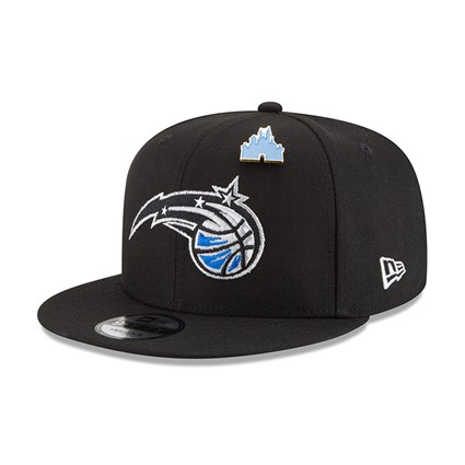 the best attitude 00f2f df3ac Orlando Magic 2018 NBA Draft 9FIFTY Snapback   New Era