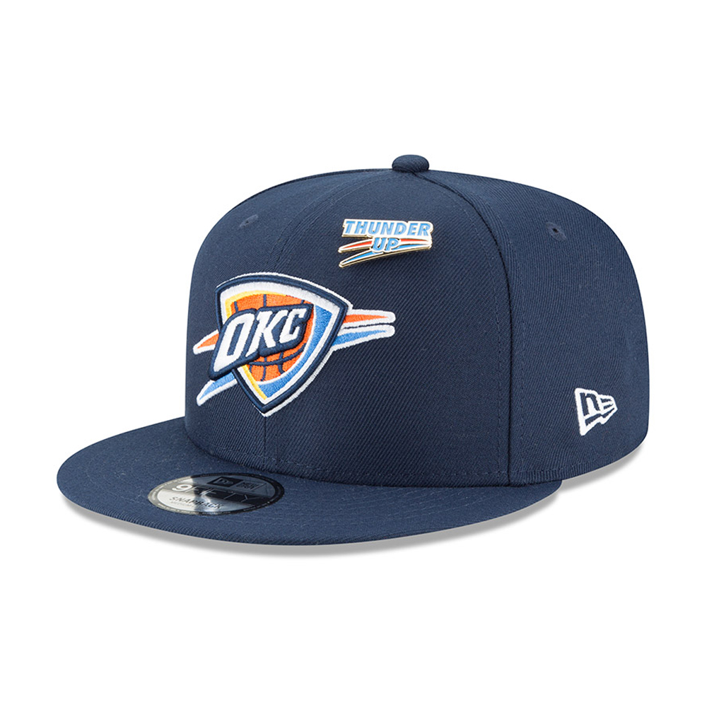 Oklahoma City Thunder 2018 NBA Draft 9FIFTY Snapback