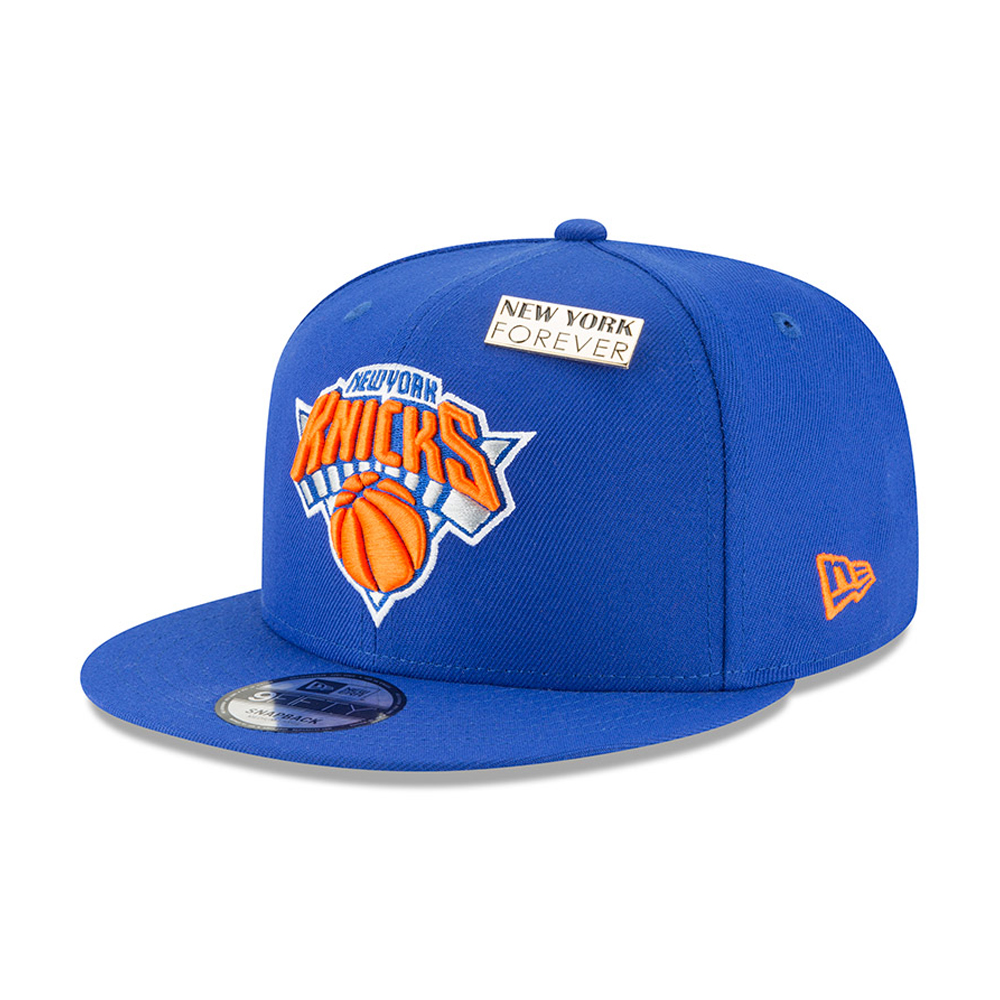 New York Knicks 2018 NBA Draft 9FIFTY Snapback