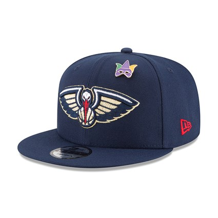 low priced b3c2b c3f45 New Orleans Pelicans 2018 NBA Draft 9FIFTY Snapback   New Era