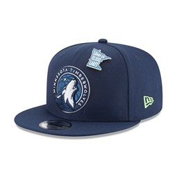 Minnesota Timberwolves NBA Draft 2018 9FIFTY Snapback