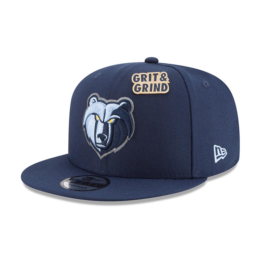 Memphis Grizzlies NBA Draft 2018 9FIFTY Snapback
