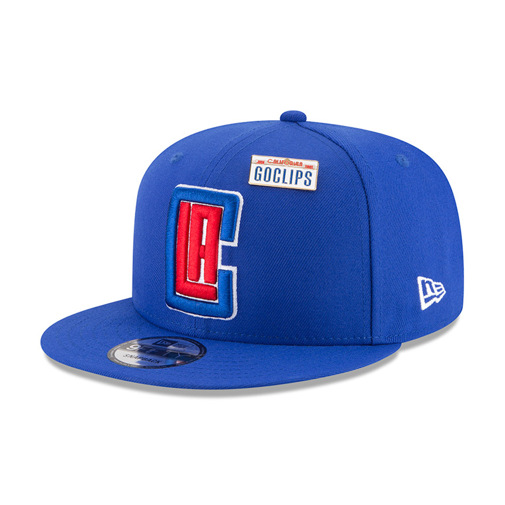 Los Angeles Clippers 2018 NBA Draft 9FIFTY Snapback