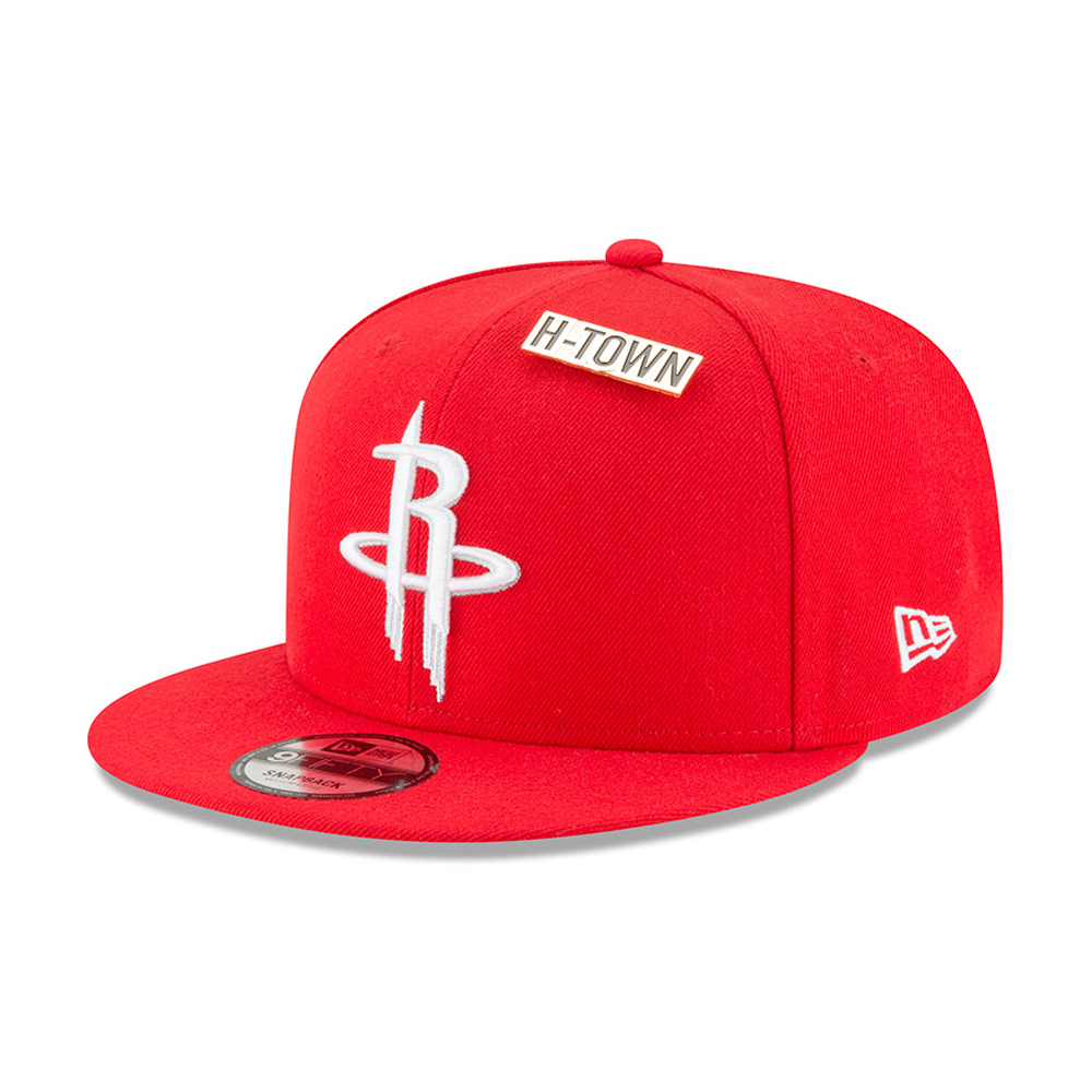 539c9d6590357 Houston Rockets 2018 NBA Draft 9FIFTY Snapback