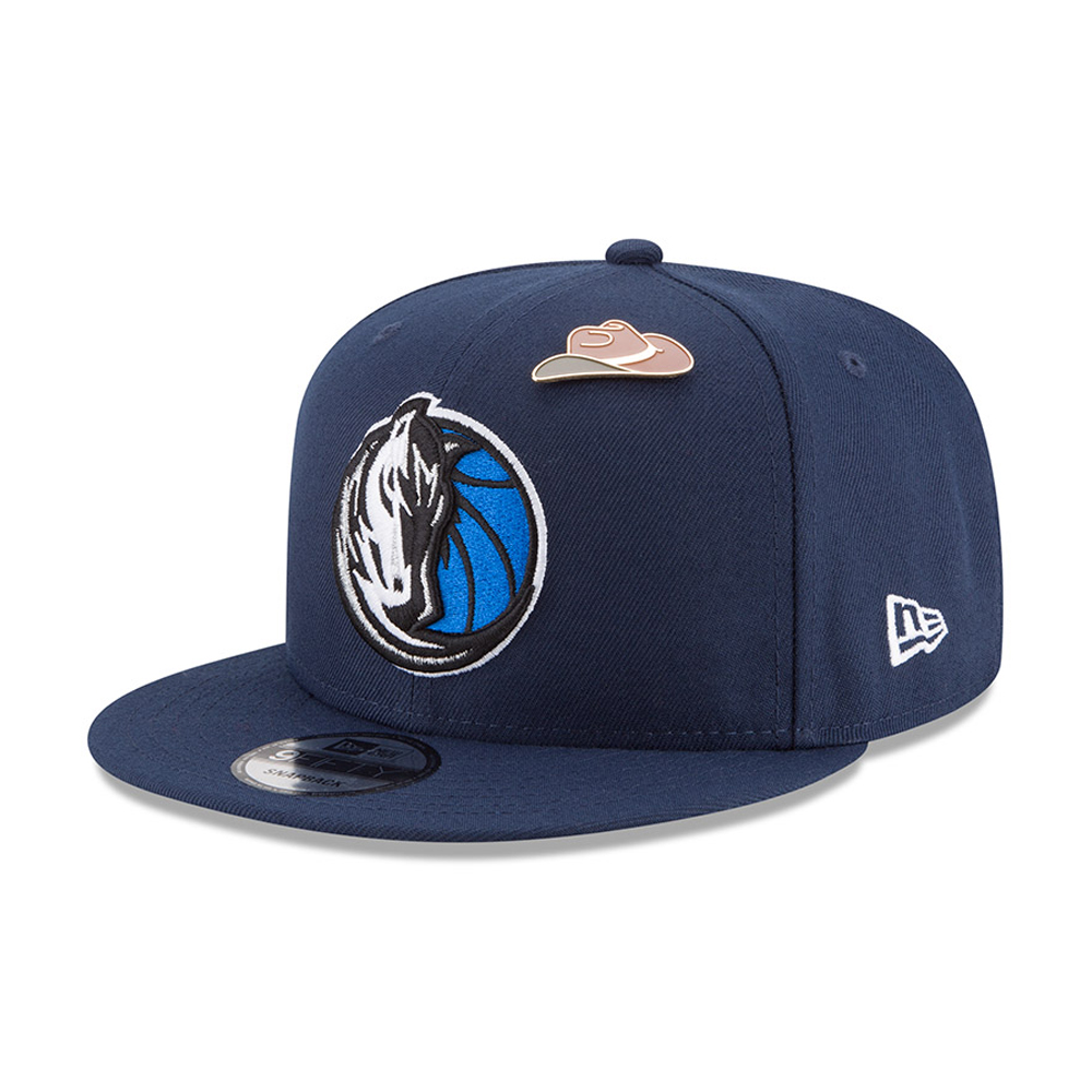 Dallas Mavericks 2018 NBA Draft 9FIFTY Snapback