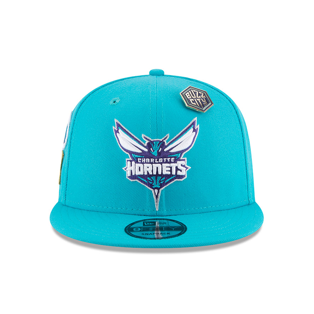 Charlotte Hornets 2018 NBA Draft 9FIFTY Snapback Charlotte Hornets 2018 NBA  Draft 9FIFTY Snapback 32e2a99f94b