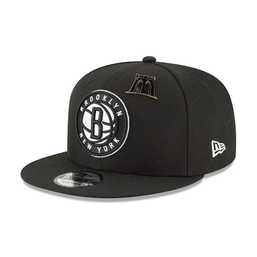 ... Brooklyn Nets 2018 NBA Draft 9FIFTY Snapback 3d78e6fe63c