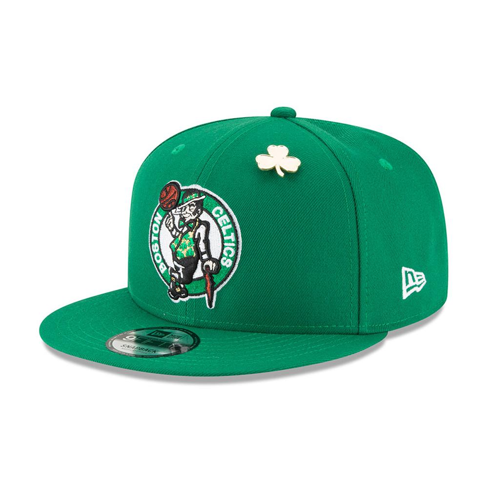 Boston Celtics NBA Draft 2018 9FIFTY Snapback
