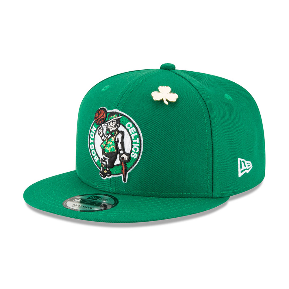 1904342806dc5c Boston Celtics 2018 NBA Draft 9FIFTY Snapback | New Era