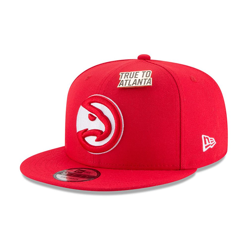 Atlanta Hawks NBA Draft 2018 9FIFTY Snapback