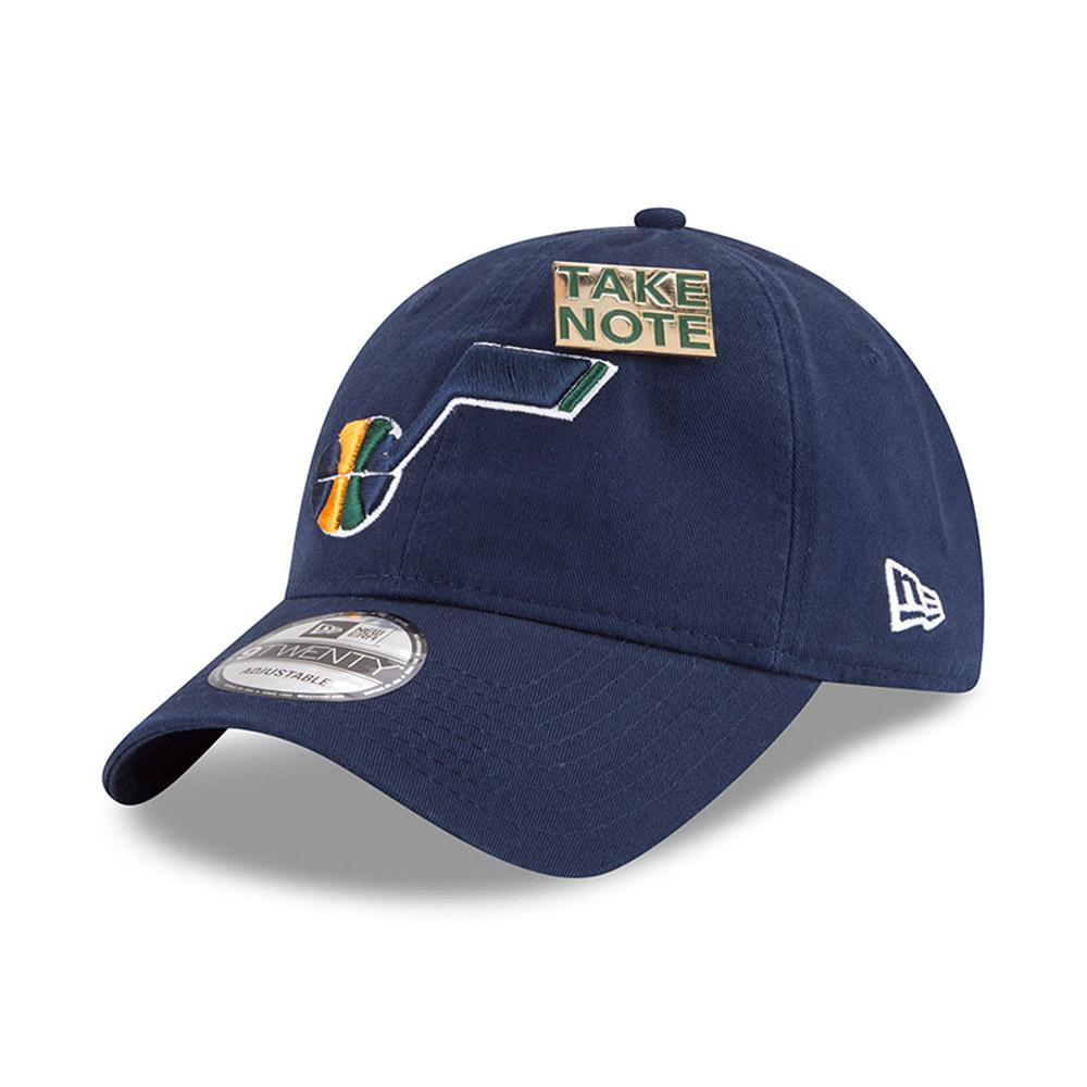online store b885d c0ca1 New. Utah Jazz 2018 NBA Draft 9TWENTY
