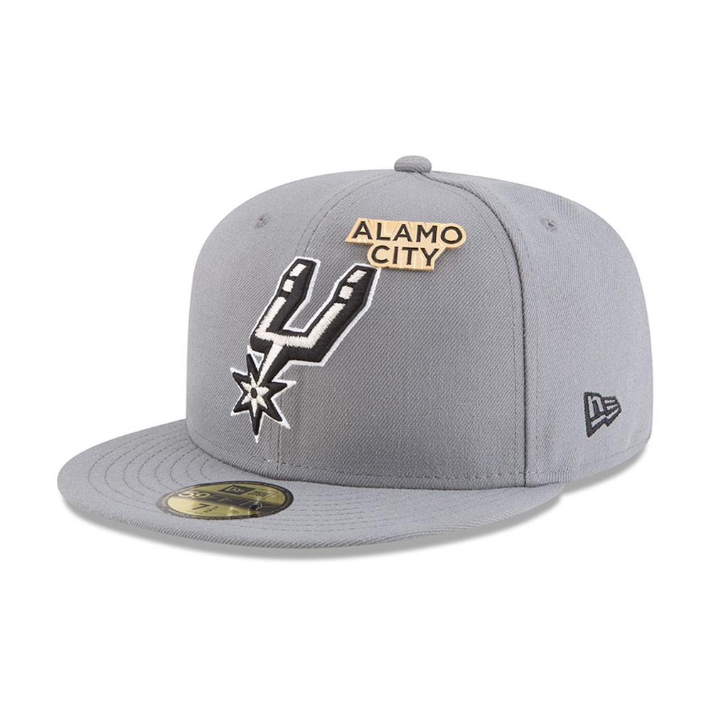 San Antonio Spurs NBA Draft 2018 59FIFTY
