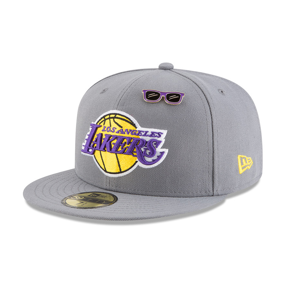 Los Angeles Lakers NBA Draft 2018 59FIFTY