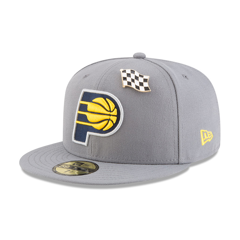 Indiana Pacers 2018 NBA Draft 59FIFTY  829d5e76259