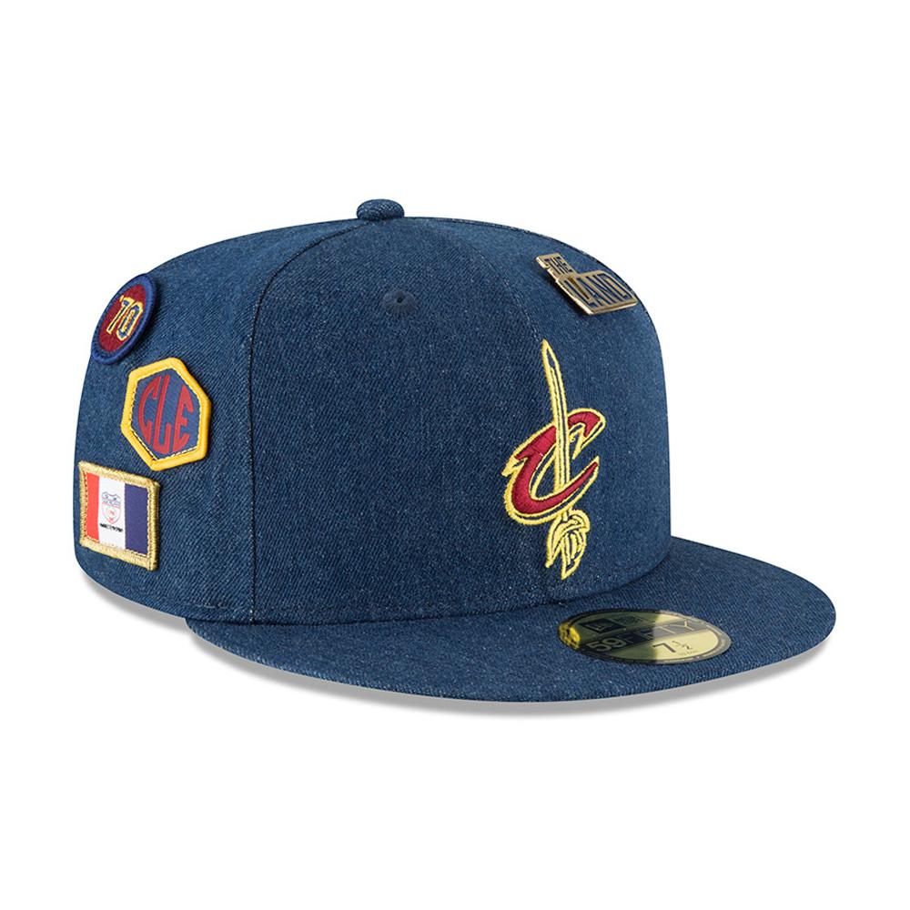 NEW Era Cleveland Cavaliers CAP 59 FIFTY Taglia 7 1//4 NUOVO
