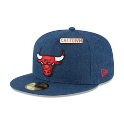 Chicago Bulls NBA Draft 2018 59FIFTY