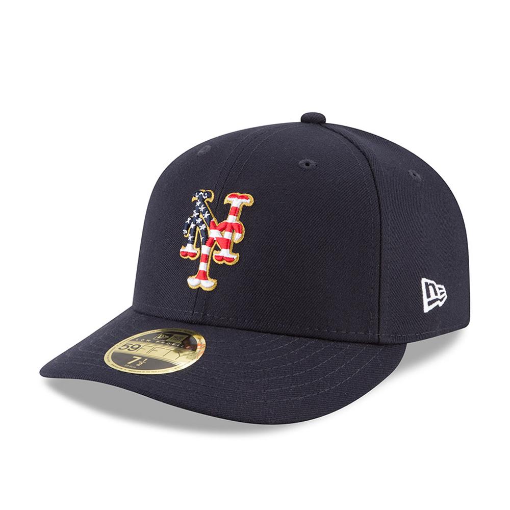 59FIFTY – Low Profile – New York Mets – 4. Juli 2018
