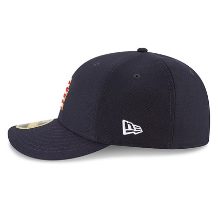 the best attitude 4f060 ec50f ... Los Angeles Dodgers 4th of July 2018 Low Profile 59FIFTY