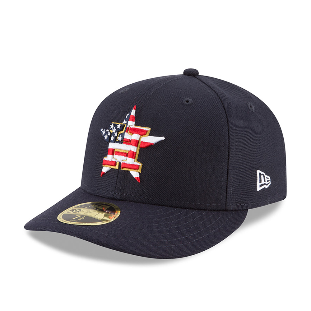 ... Houston Astros 4th of July 2018 Low Profile 59FIFTY 964003a4c6f