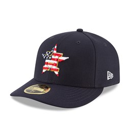 Houston Astros 4th of July 2018 Low Profile 59FIFTY 94575e5b1ad