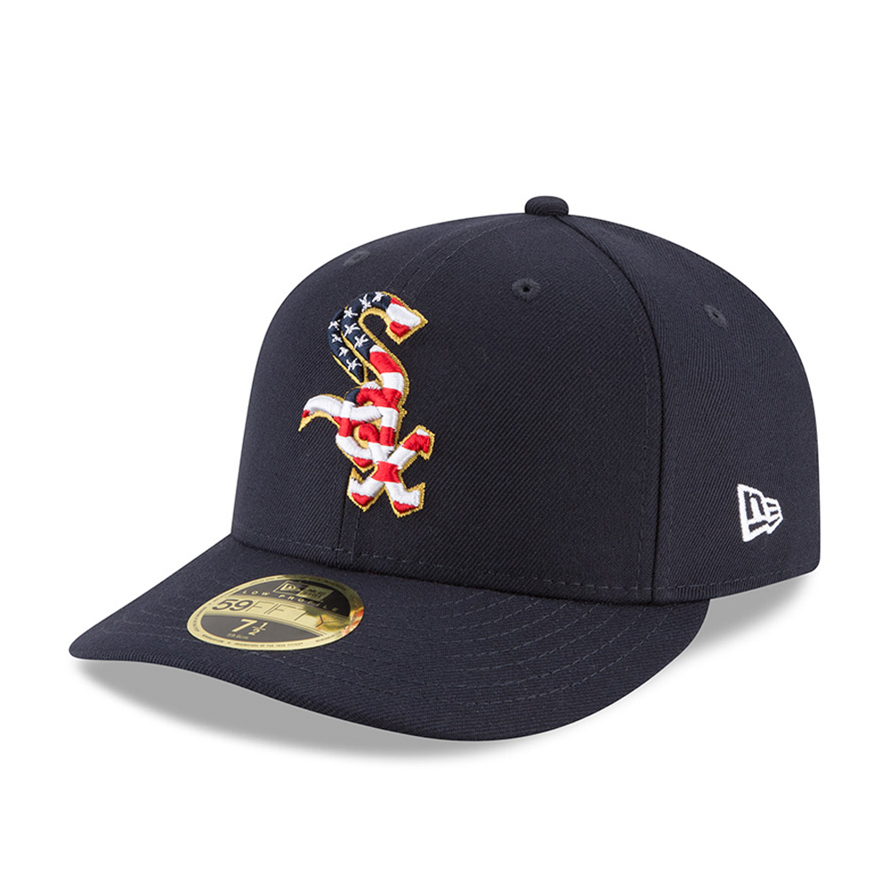 59FIFTY – Low Profile – Chicago White Sox – 4. Juli 2018