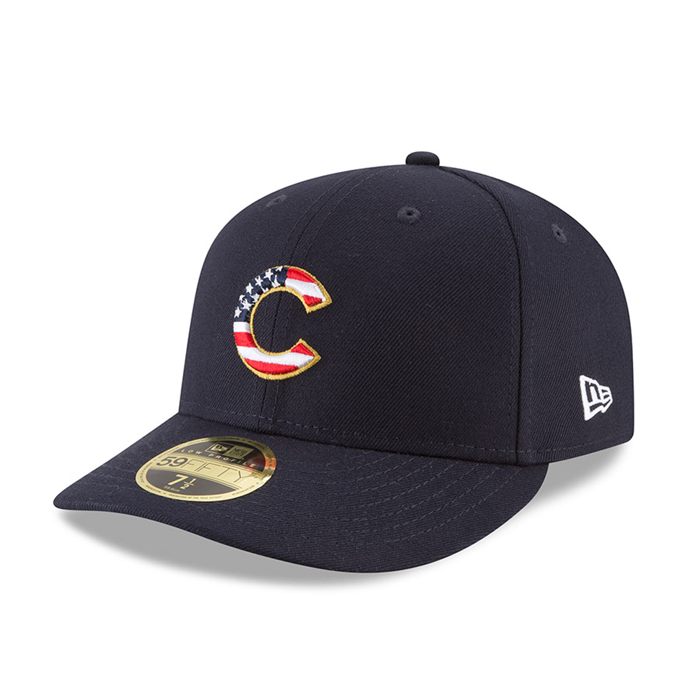 59FIFTY – Low Profile – Chicago Cubs – 4. Juli 2018