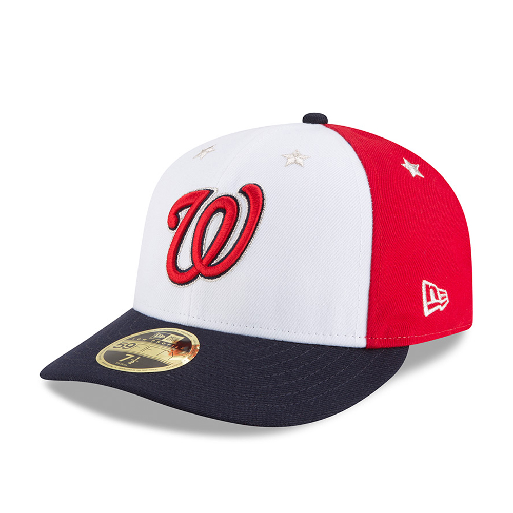 Washington Nationals 2018 All Star Game Low Profile 59FIFTY  6022fd6011a