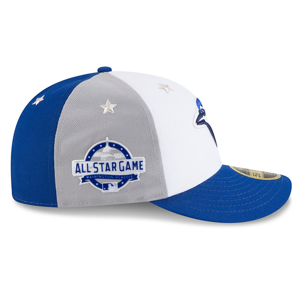online store 47e6b db465 ... Toronto Blue Jays 2018 All Star Game Low Profile 59FIFTY