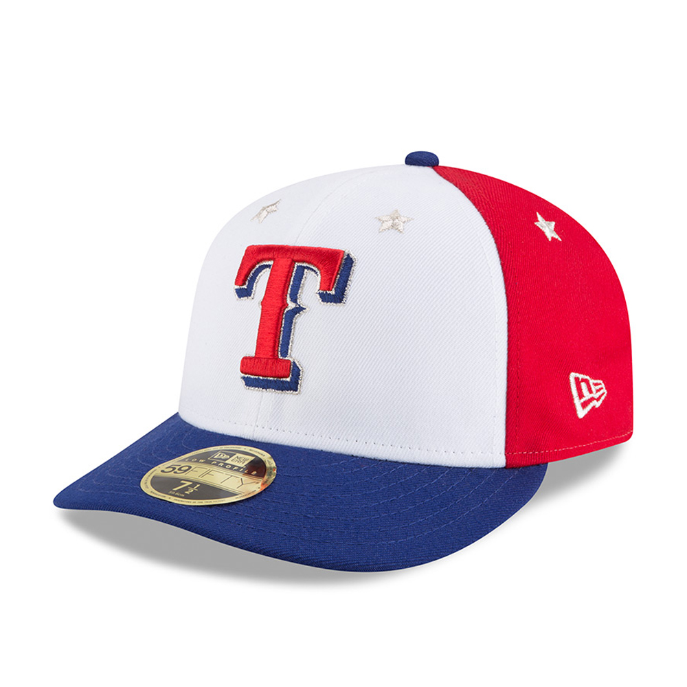 5467835a521f5 Texas Rangers 2018 All Star Game Low Profile 59FIFTY
