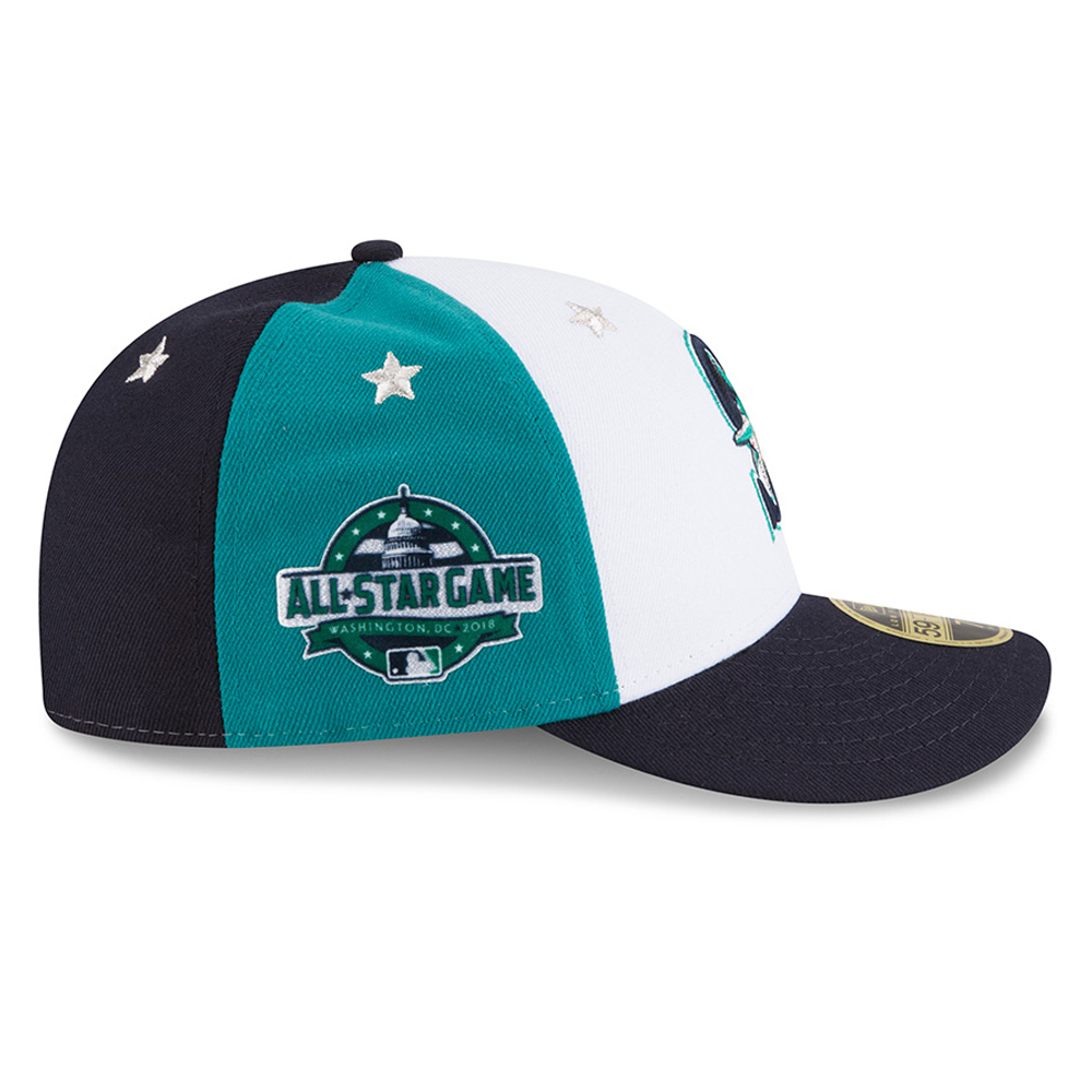 hot sale online 95e24 37660 sweden seattle mariners 2018 all star game low profile 59fifty 4a85a 87d50