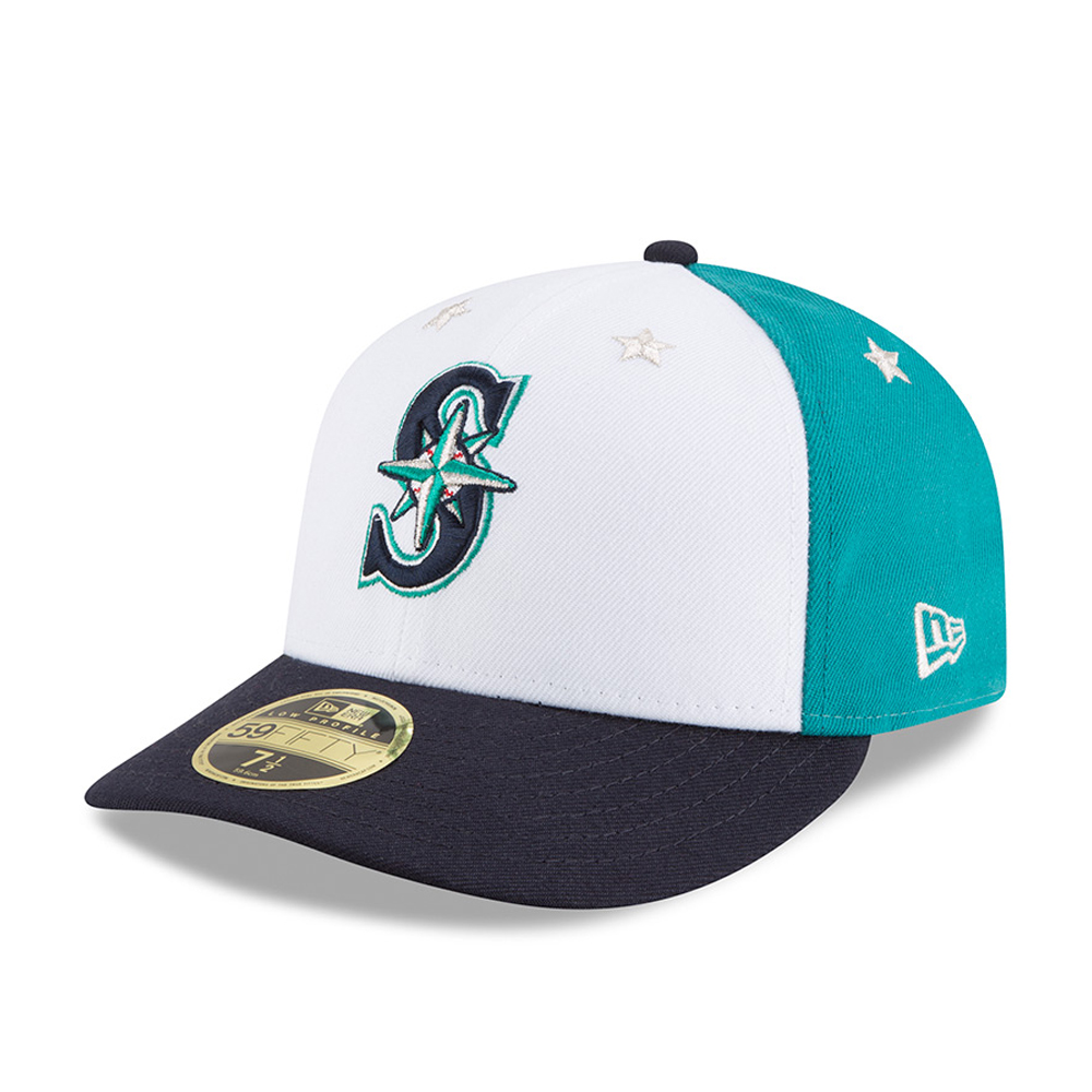 59FIFTY – Low Profile – Seattle Mariners – 2018 All Star Game