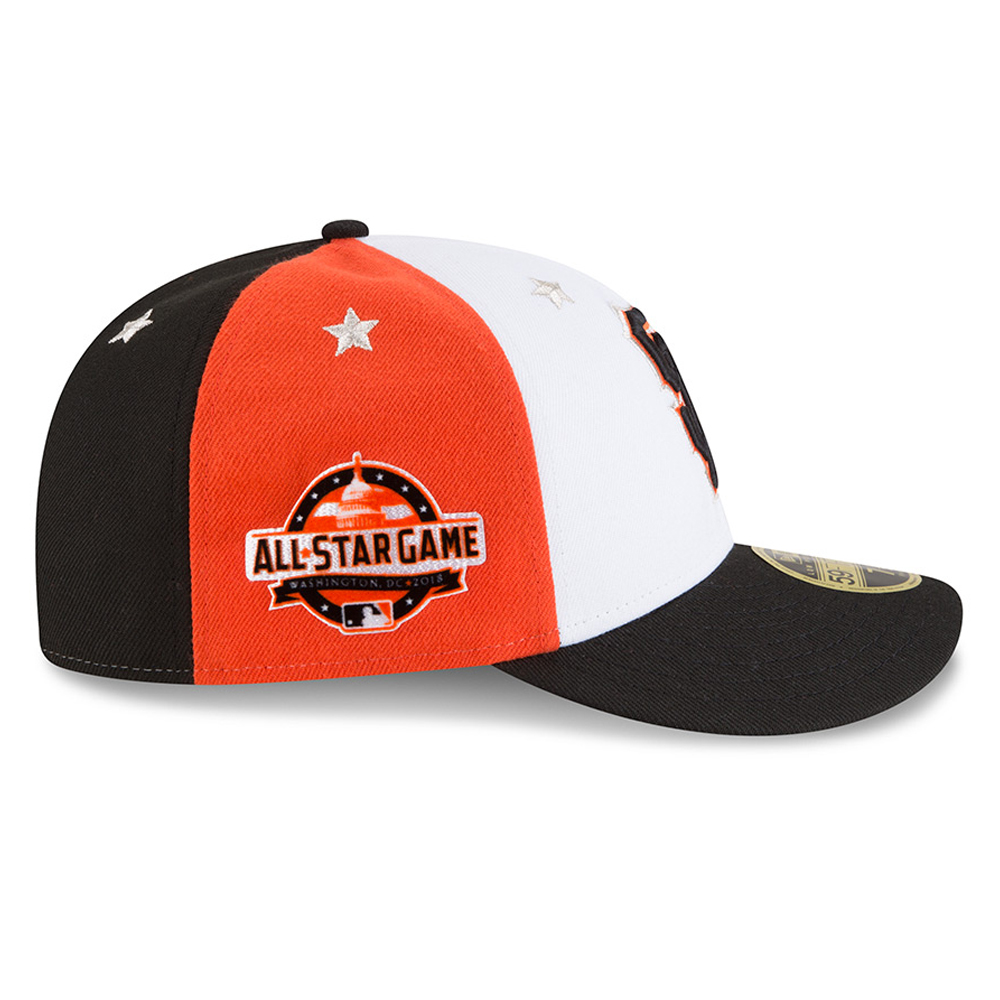 online retailer 31f5c dc0e6 ... new era cap 2017 mlb all star game patch 59fifty fitted coupon code for san  francisco giants 2018 all star game low profile 59fifty 4b681 ad915 ...