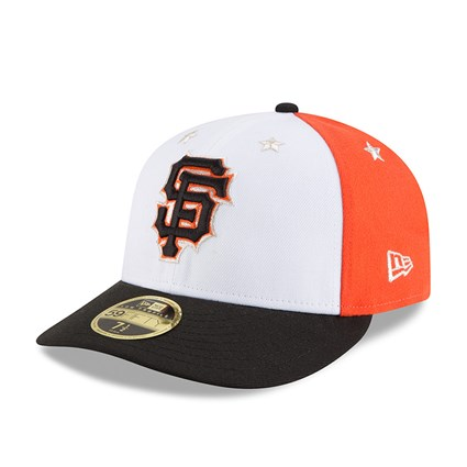 best website 9b702 52038 ... San Francisco Giants 2018 All Star Game Low Profile 59FIFTY