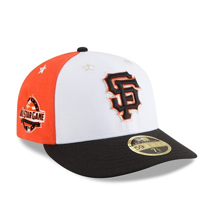 best website a59f0 a8f3c ... San Francisco Giants 2018 All Star Game Low Profile 59FIFTY