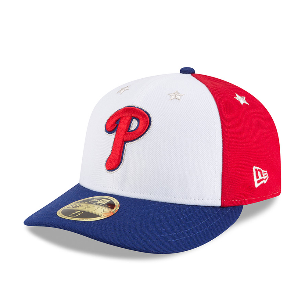 59FIFTY – Low Profile – Philadelphia Phillies – 2018 All Star Game ...