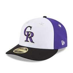 8a540410aa8 Colrado Rockies 2018 All Star Game Low Profile 59FIFTY