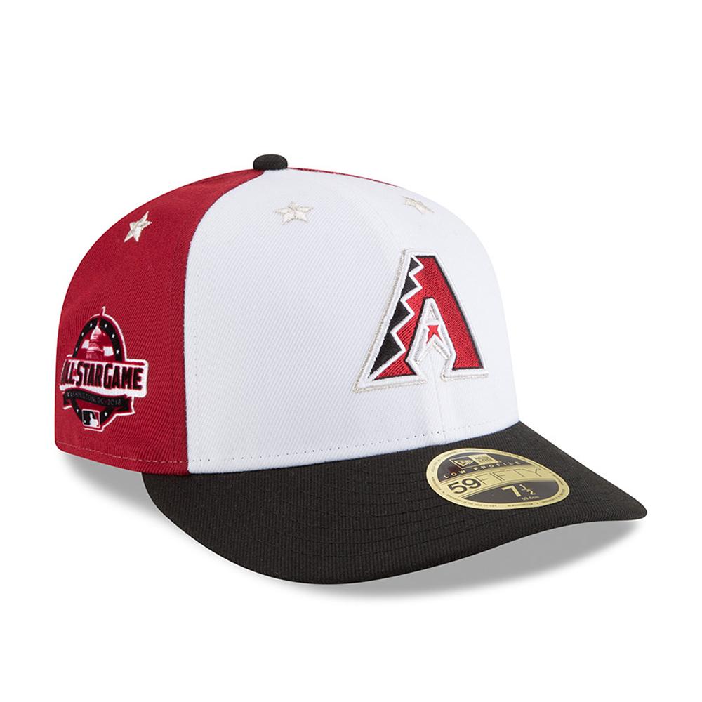 7a2124d87fb0f Arizona Diamondbacks 2018 All Star Game Low Profile 59FIFTY