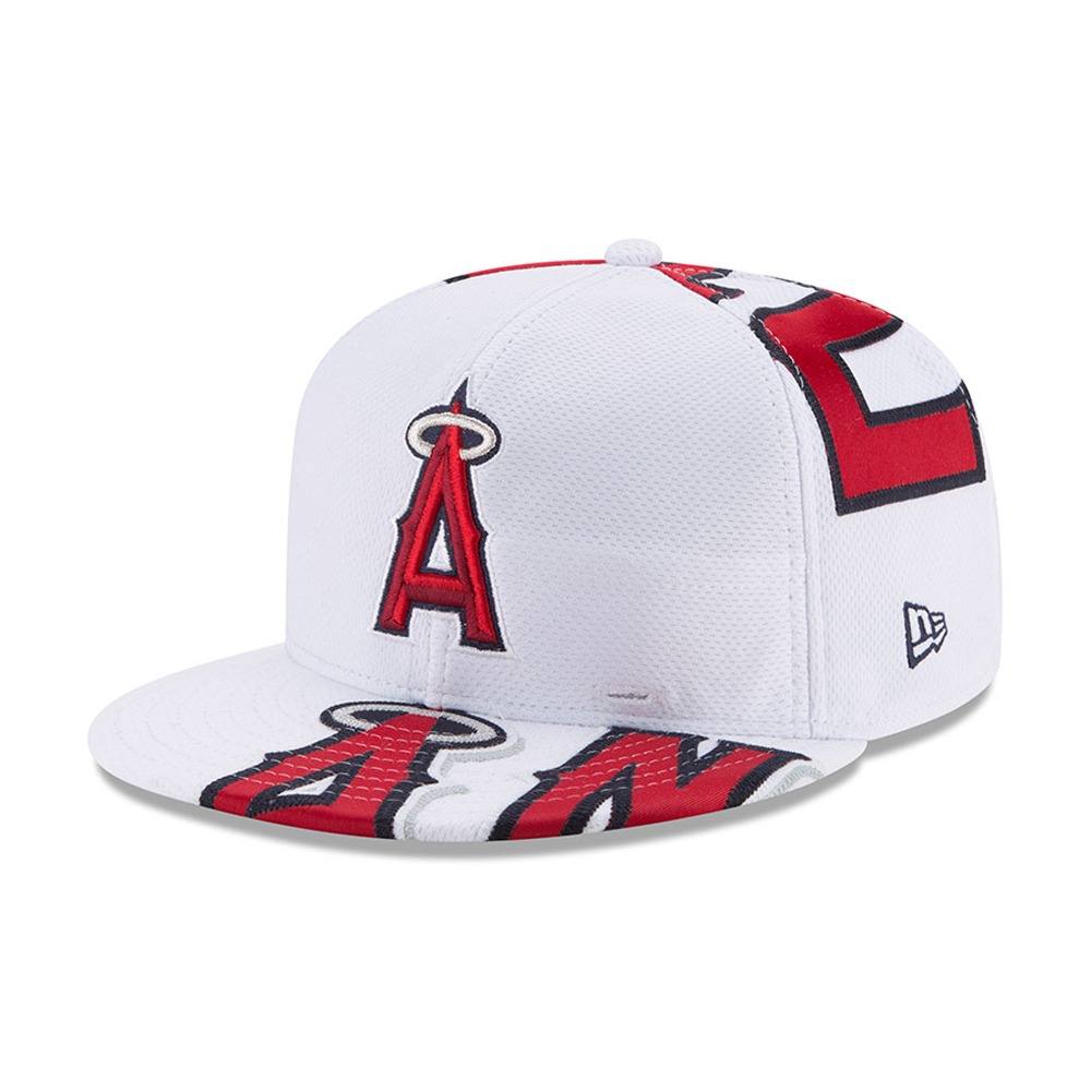 Los Angeles Angels Mike Trout Authentic Jersey 9FIFTY Snapback