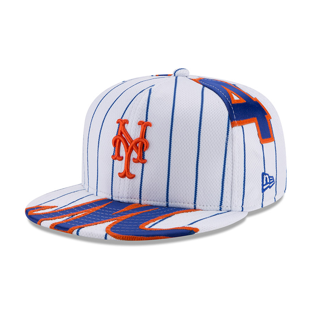 New York Mets Noah Syndergaard Authentic Jersey 9FIFTY Snapback