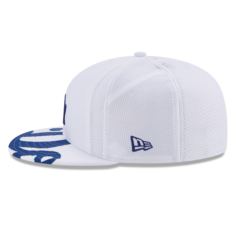 Los Angeles Dodgers Corey Seager Authentic Jersey 9FIFTY Snapback ... 285272e52e7