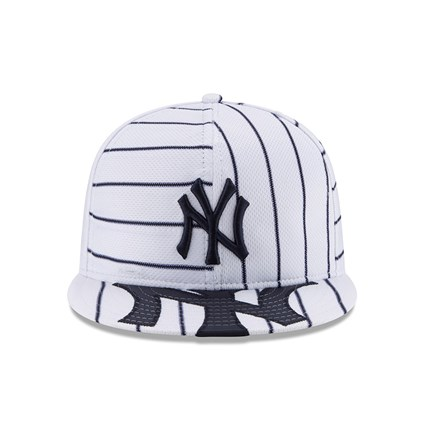 new concept cdb31 a9e3d New York Yankees Aaron Judge Authentic Jersey 9FIFTY ...