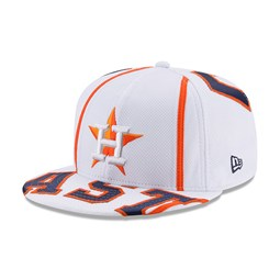 Houston Astros Jose Altuve Authentic Jersey 9FIFTY Snapback