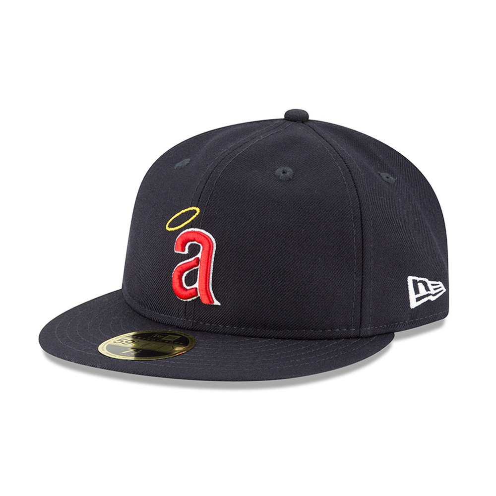 California Angels Authentic Collection Retro Crown 59FIFTY