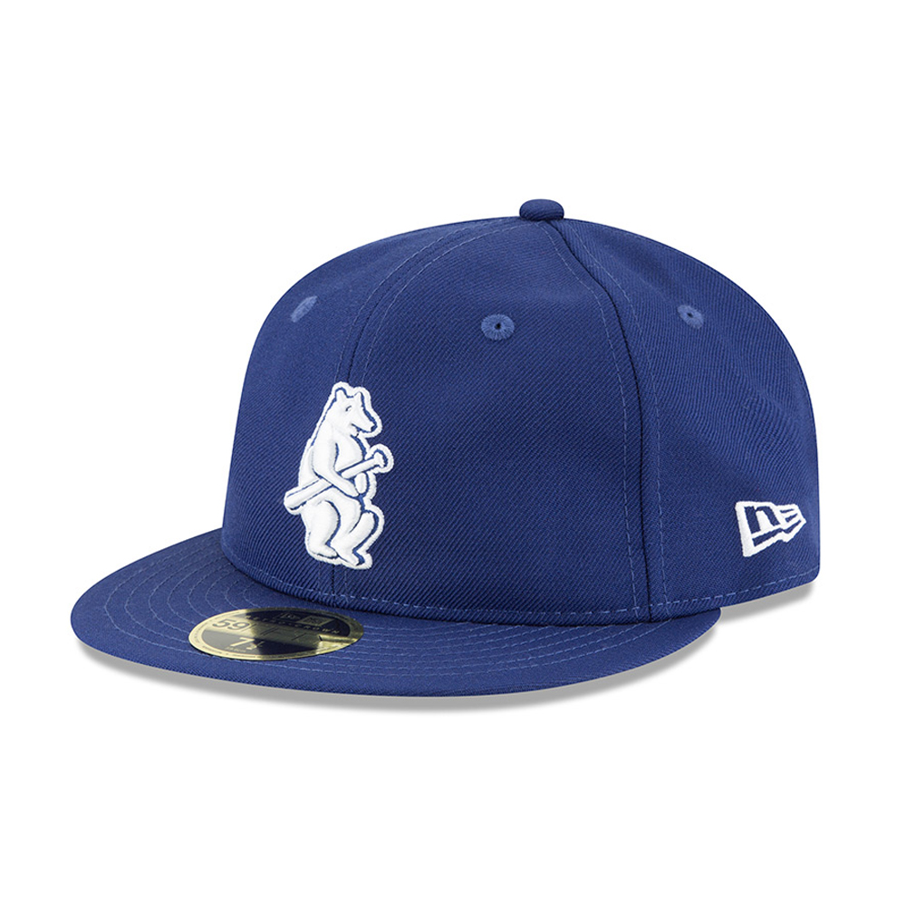 7b2d88af830fc Chicago Cubs Authentic Collection Retro Crown 59FIFTY