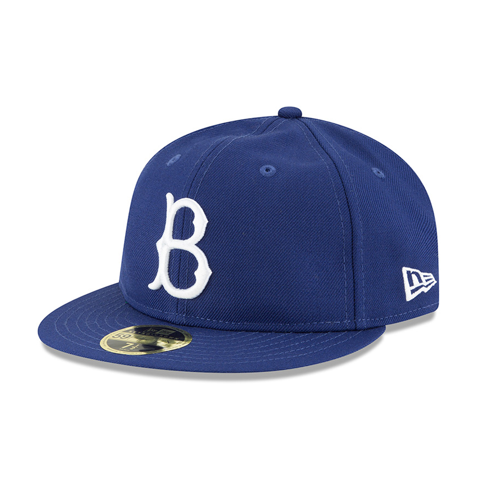 Brooklyn Dodgers Authentic Collection Retro Crown 59FIFTY